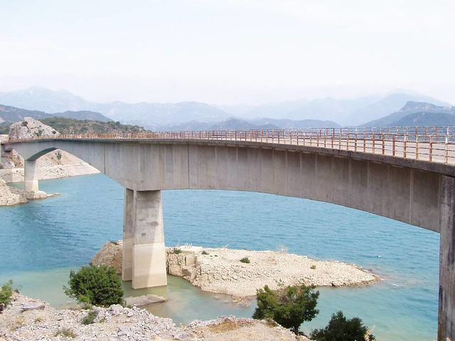 Στερεά Ελλάδα - Ευρυτανία - Δήμος Απεραντίων Γέφυρα Τατάρνας
