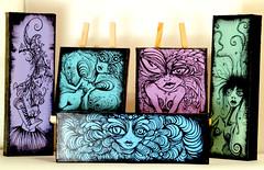 Cosmic Maidens series