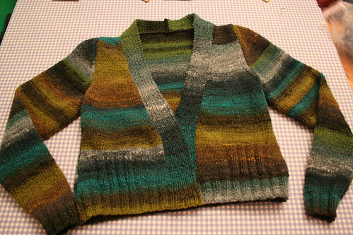 Noro Cardi - Front