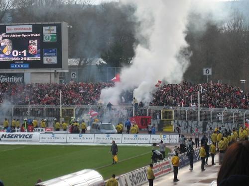 RWE-Fanblock