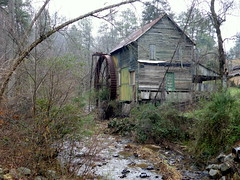 Head's Mill Hall County Georgia (Robert Lz) Tags: 1967 greatdepression headwaters whitehallroad nationalregisterofhistoricplaces hallcounty headsmill gainesvillegeorgia northoconeeriver fhturner delainequinn healanmill williamhead1852 fredandburnicehealan