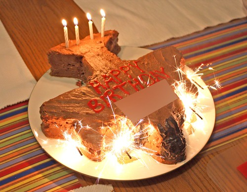 Harrier Cake