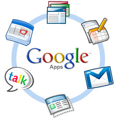 Google Apps logo ring of happiness