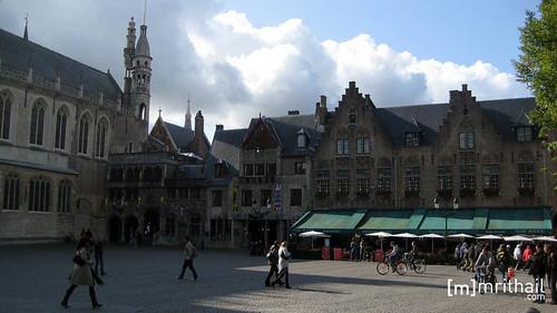 Bruges - Square 1
