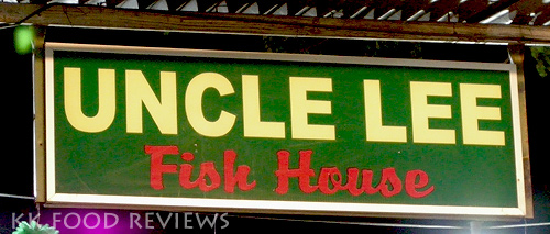 Uncle Lee Fish House