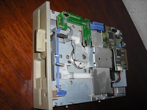 Lector de disquetes 5 un cuarto