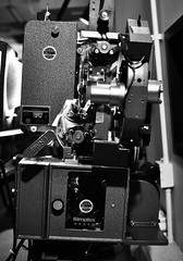 Strong Simplex Projector (D.P. Rubino) Tags: cinema ny film 35mm booth movie theater projector stonybrook cinemas longisland equipment projection movies strong amc loews simplex