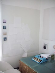 office, 2009 (christinaent) Tags: art work christina behindthescenes entcheva
