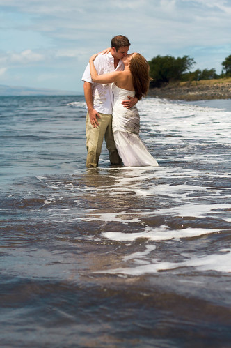 Erin and Steve - trash the dress 5