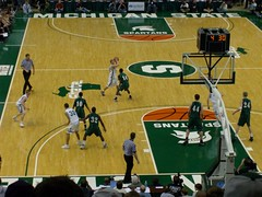 Cedarville At The Breslin (point_cat35) Tags: basketball les university state michigan lansing msu center schools breslin cedarville cheneaux