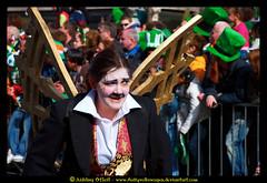 Winged Girl (fluffyvolkswagen) Tags: ireland festival parade stpatricksday stpatricksfestival stpatricksfestivalparade