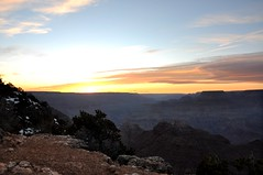 Sunset- Grand Canyon from Desert View (Stacy Ann Young) Tags: trip arizona art nature march nikon colorful artistic grandcanyon creative scenic compositions roadtrip license prints february southrim artprints printsavailable floridaphotographer landscapephotographer stacyflower stacyyoungphotos stacyannyoung buylicense scenicphotographer contactphotographer stacyflower1
