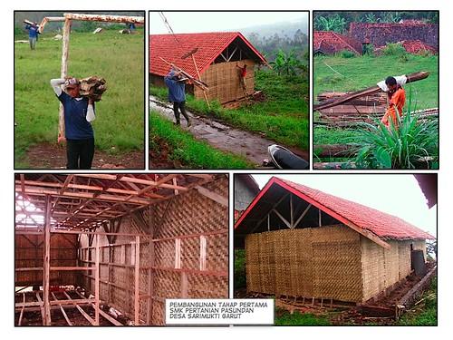 tahap dua pembangunan smk pertanian pasundan
