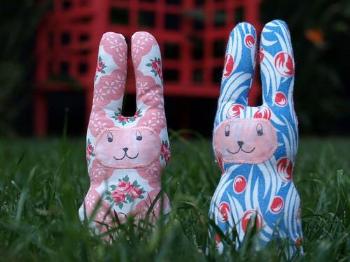 Hewo Easter Bunnies 2009