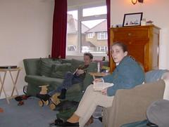 February 2007 (lassyb) Tags: jen matthieu