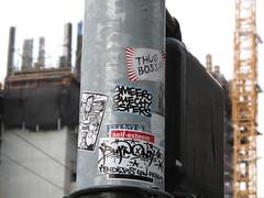 Thug Boss (oaktownjohnnyg) Tags: digitalphotograph streetephemera