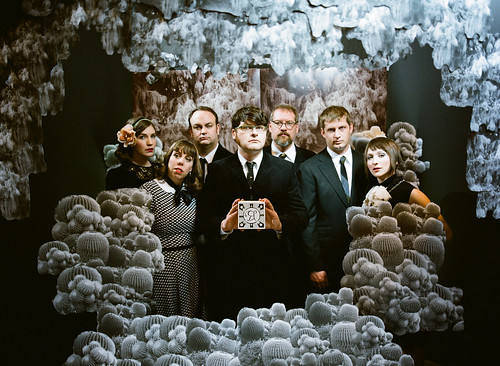 The Decemberists - Photo by Autumn DeWilde (by the decemberists)