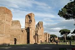 Caracalla Thermal Baths (cristianophoto) Tags: italy rome roma nikon italia d300 caracalla termedicaracalla tamron1750 caracallathermalbaths