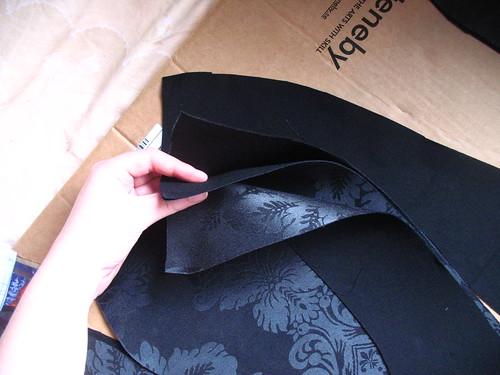 making a corset 10