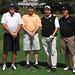 Jack Runk, Roger White, Brian Blanchard, Robert Woods