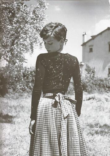 #7- Audrey Hepburn