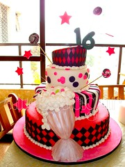 SWEET SUGAR - By Michelle Lanza - Teen  para revista GUIA CAKE DESIGN (SWEET SUGAR By Michelle Lanza) Tags: teen bolo oficial