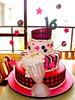 SWEET SUGAR - By Michelle Lanza - Teen  para revista GUIA CAKE DESIGN (SWEET SUGAR By Michelle Lanza) Tags: teen bolo oficial