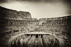 The Ancient Coliseum