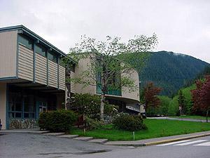 Ketchikan''s Schoenbar Middle School