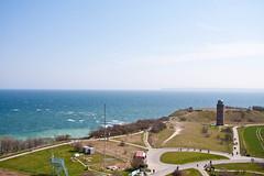 Blick vom Leuchtturm am Kap Arkona (DerWusti) Tags: deutschland urlaub rügen ostsee deu frühling mecklenburgvorpommern arkona rgen frhling putgarten