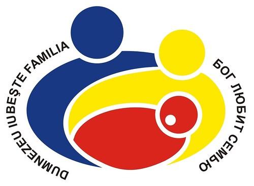 Logo Sărbătoarea Familiei din Moldova