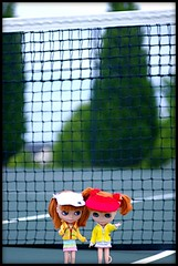 Mad 'bout tennis (5/6) : You must surely be joking!