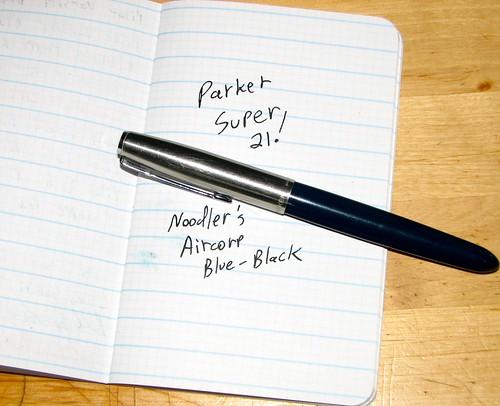 """Parker Super """"21"""""""