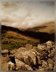 Dunnerdale (.Meanderthal.) Tags: england mountains nature walking landscape lakes lakedistrict hills valley cumbria fells walls fell drystonewalls chrisjones dunnerdale harterfell w300 westernfells meanderthal sonycumbriaulverstonlake districtenglandsony