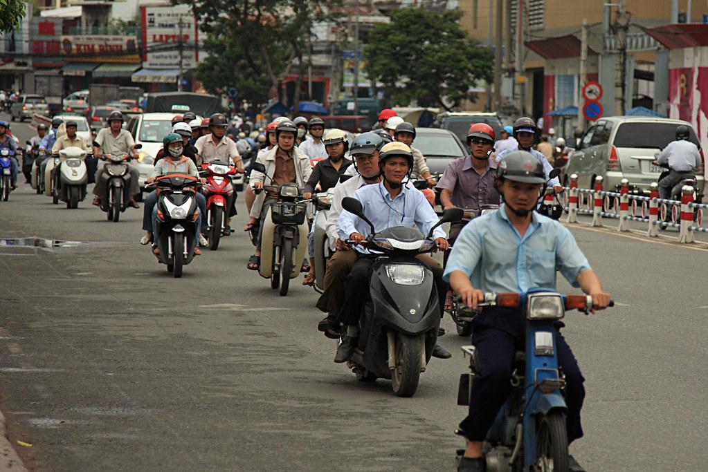 Sajgon w Sajgonie