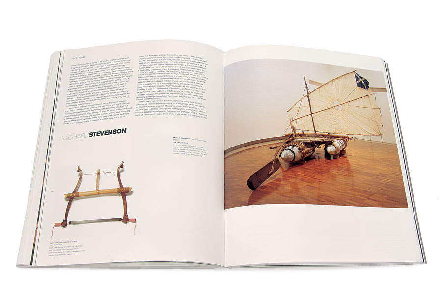 Studio Pounce - The 5th Asia Pacific Triennial - Catalogue