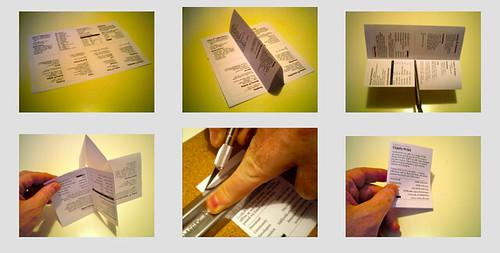 Making a PocketBook