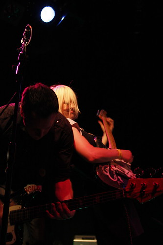 The Joy Formidable live at Liverpool Barfly