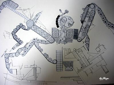 machine draw