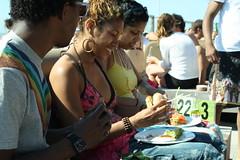 Foood (tamleroy) Tags: friends beach mc wijkaanzee