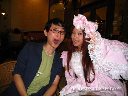josh and pink lolita