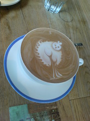 More Coffee Art