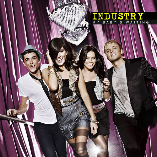 ":: Shameless Plug: Please Buy Industry's Debut Single ""My Baby's Waiting""!"
