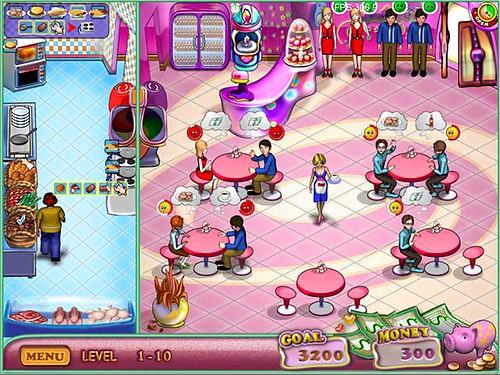 Lovely Kitchen Game