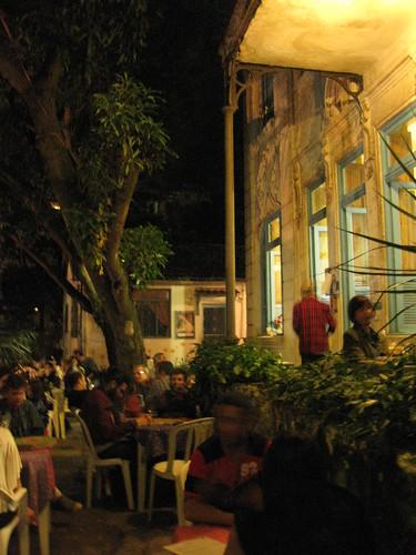 cafe in Santa Teresa, Rio
