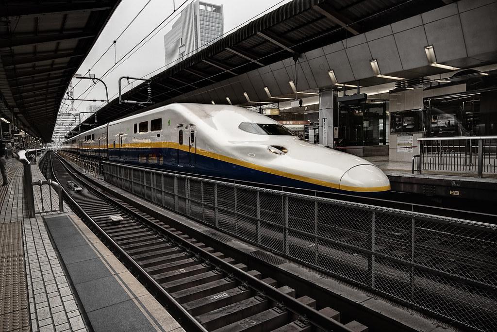 Shinkansen E4 Series
