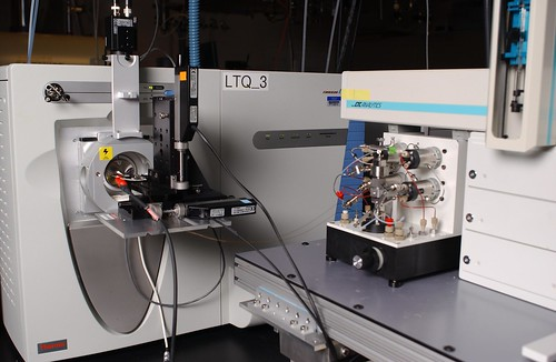 Mass Spectrometer, ThermoFinnigan LTQ