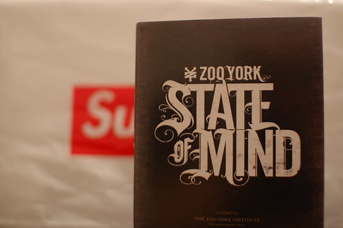 "ZOO YORK ""STATE OF MIND"""