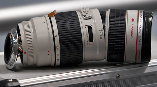 Lens 200mm Canon Canon ef 70-200mm