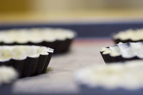 Daring Bakers: Bakewell tart... er, pudding
